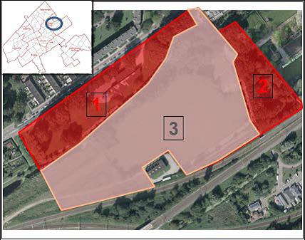 Opnieuw wil de gemeente bouwen in de Stedelijke Groene Hoofdstructuur (SGH).